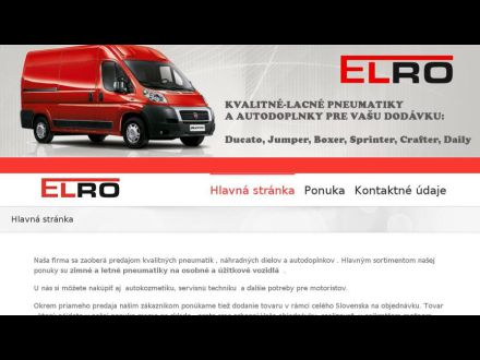 elro-pneu.business.site
