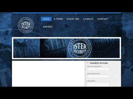 www.istersecurity.sk