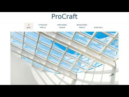 www.procraft.sk