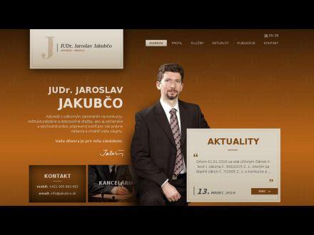 www.jakubco.sk