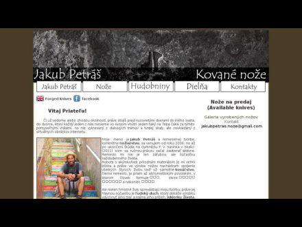 www.jakubpetras.sk