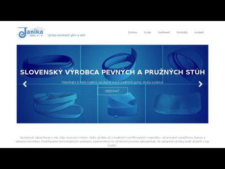 www.janika.sk