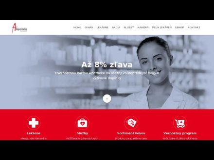 www.apothekeslovakia.sk