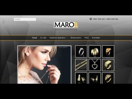 www.marogold.sk
