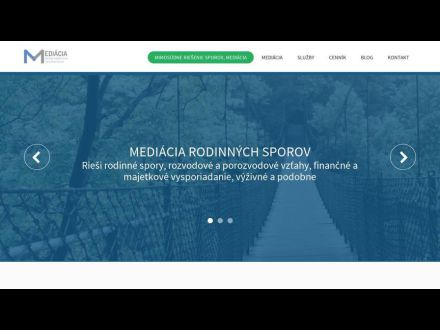 www.mediatorsala.sk
