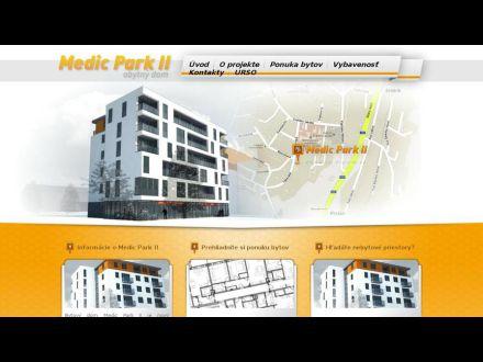 www.medicpark.sk