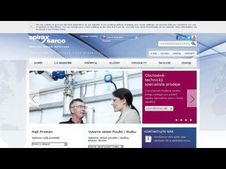 www.spiraxsarco.com/global/cz