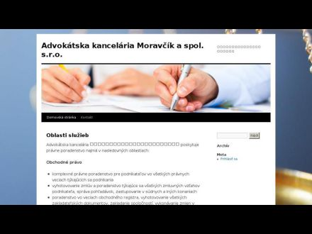 www.moravcikaspol.sk