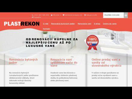www.plastrekon.sk/
