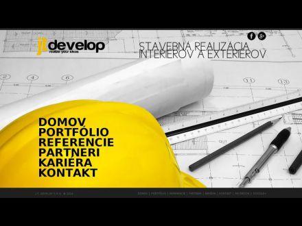 www.jtdevelop.sk