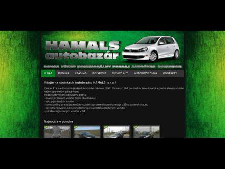 www.hamals.sk