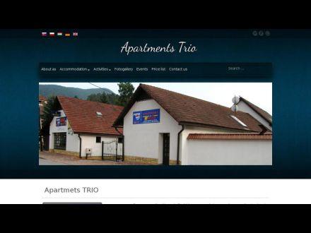 www.apartmanytrio.eu