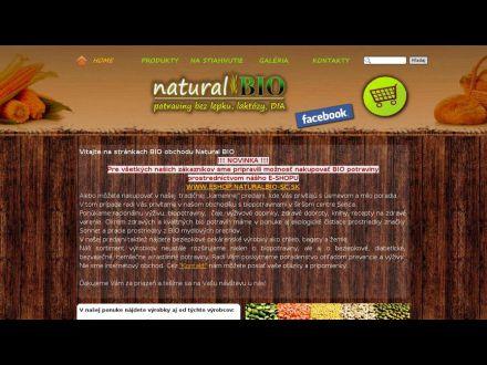 www.naturalbio-sc.sk
