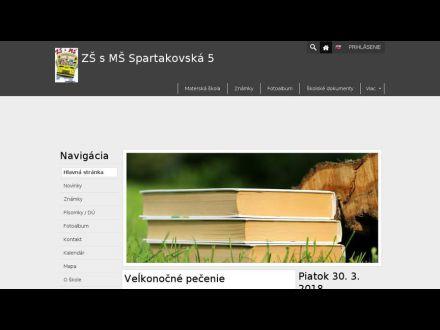 spartakovska.edupage.sk