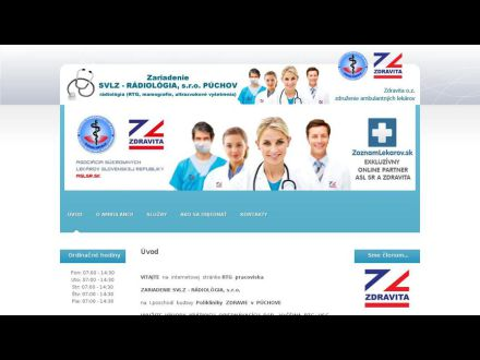 www.radiologiapuchov.zdravita.com