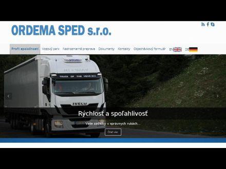 www.ordemasped.sk