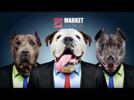 Market Express - donáška jedla a alkoholu, obr. 1