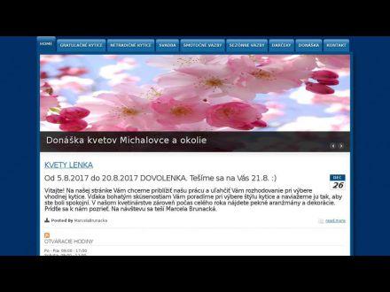 www.kvetymichalovce.sk
