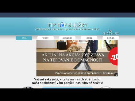 www.tiptopsluzby.sk