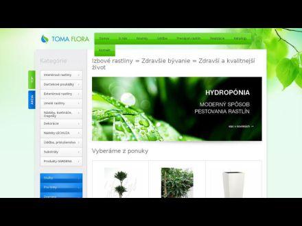 www.interierova-zelen.tomaflora.sk/