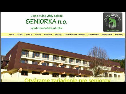 www.seniorka.sk