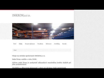 www.inkron.sk