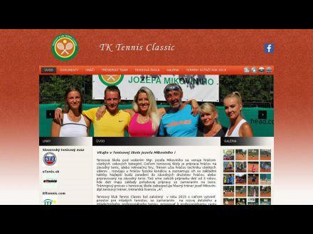 www.tennisclassic.sk