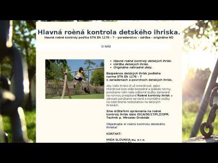 www.hlavnarocnakontrola.sk