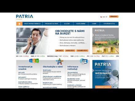 www.patria-direct.cz