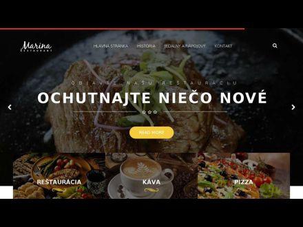 www.restaurantmarina.sk