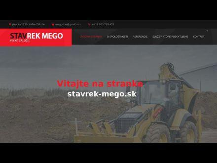 www.stavrek-mego.sk