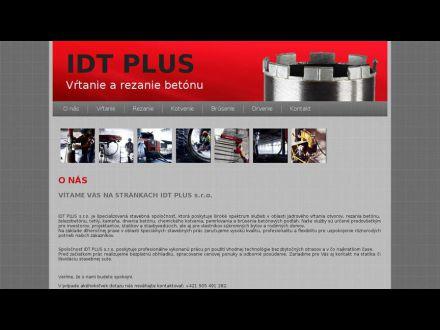 www.idtplus.sk