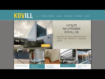 www.kovill.sk