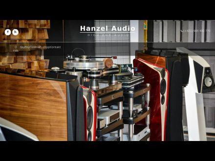 www.hanzelaudio.com