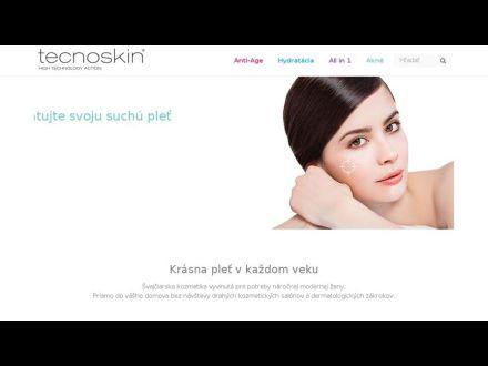 www.tecnoskin.sk