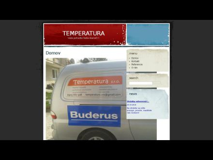 www.temperatura.sk
