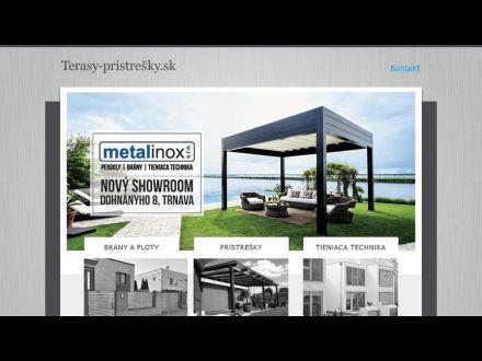 www.terasy-pristresky.sk