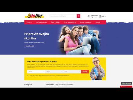 www.daffer.sk