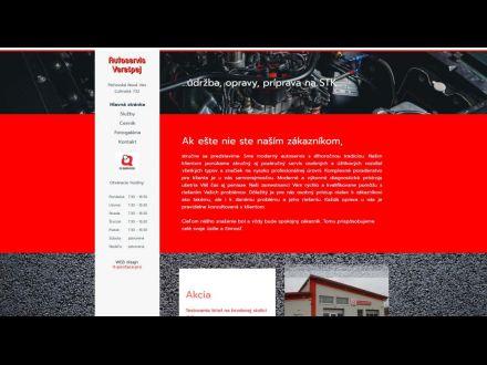 www.autoservisverespej.webnode.sk