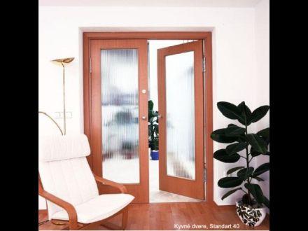 Kyvné dvere
